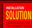 click here to begin Installation Solutions